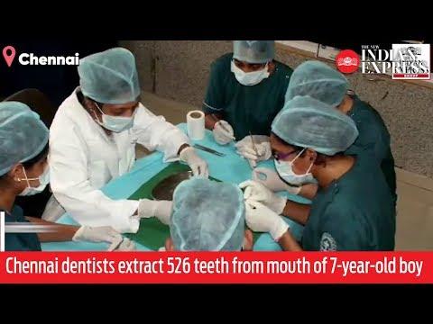 Meat - Boy Has 526 teeth pulled