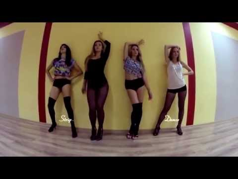 Strip dance | Ginuwine – Pony | Yulia Pench