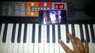 Tuttu Anna tinnoke Kannada song on keyboard
