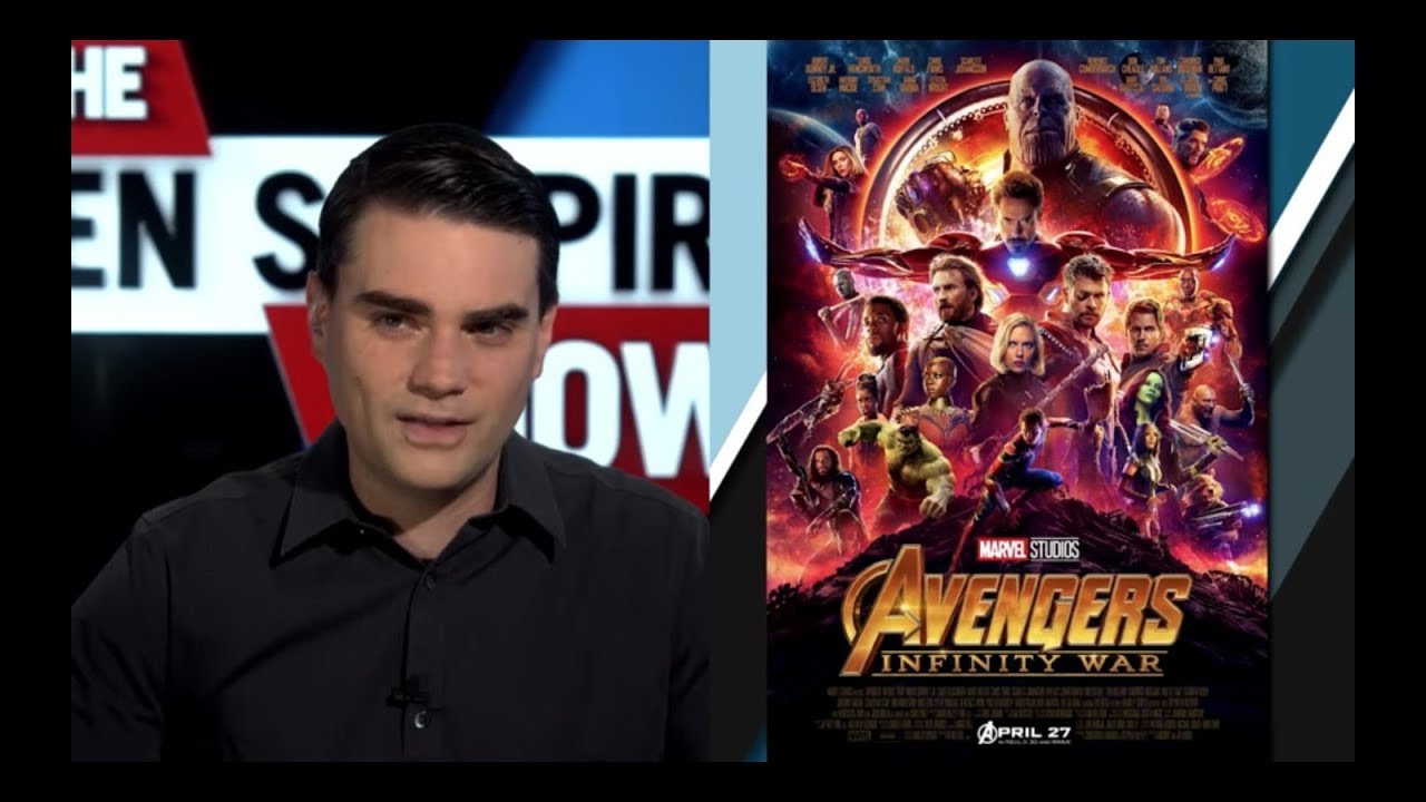 Ben Shapiro Reviews Infinity War [SPOILERS]