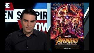 Ben Shapiro Reviews Infinity War [SPOILERS]