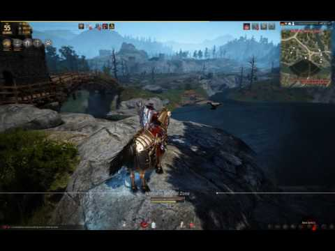 How Big is Black Desert Online? The Journey to Valencia City