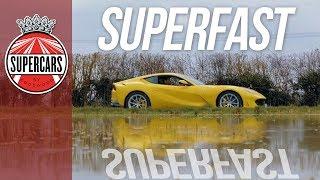 The next great V12 Ferrari: 812 Superfast