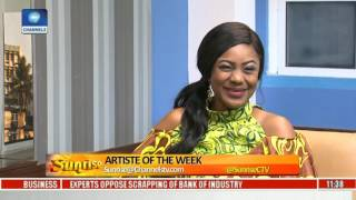 Sunrise Actress 39Kiki Omeili39 Speaks On Life amp Career Pt 1