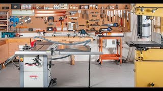 Workshop Organization (2019) | 5 Ideas For A Small Workshop - Maximize Your Space