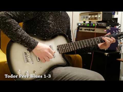 Todor Peev Blues 1-3