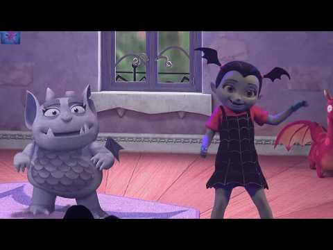 NEW! Disney Junior Dance Party FULL SHOW At Hollywood Studios, W/ Vampirina, Lion Guard, Mickey!!