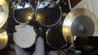 anderson paak come down drum cover