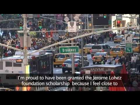 Jérôme Lohez Foundation Scholarship