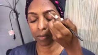 How to fill in your brows using Diamond Edge Color