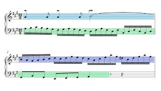 Bach: Invention 12 in A Major, BWV 783 (Musical Analysis)