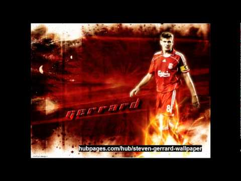 Steven Gerrard Wallpaper Free Download Youtube