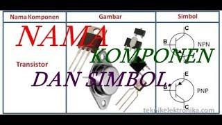 Download Video Daftar Nama Komponen Elektronika Dan Simbol nya. MP3 3GP MP4