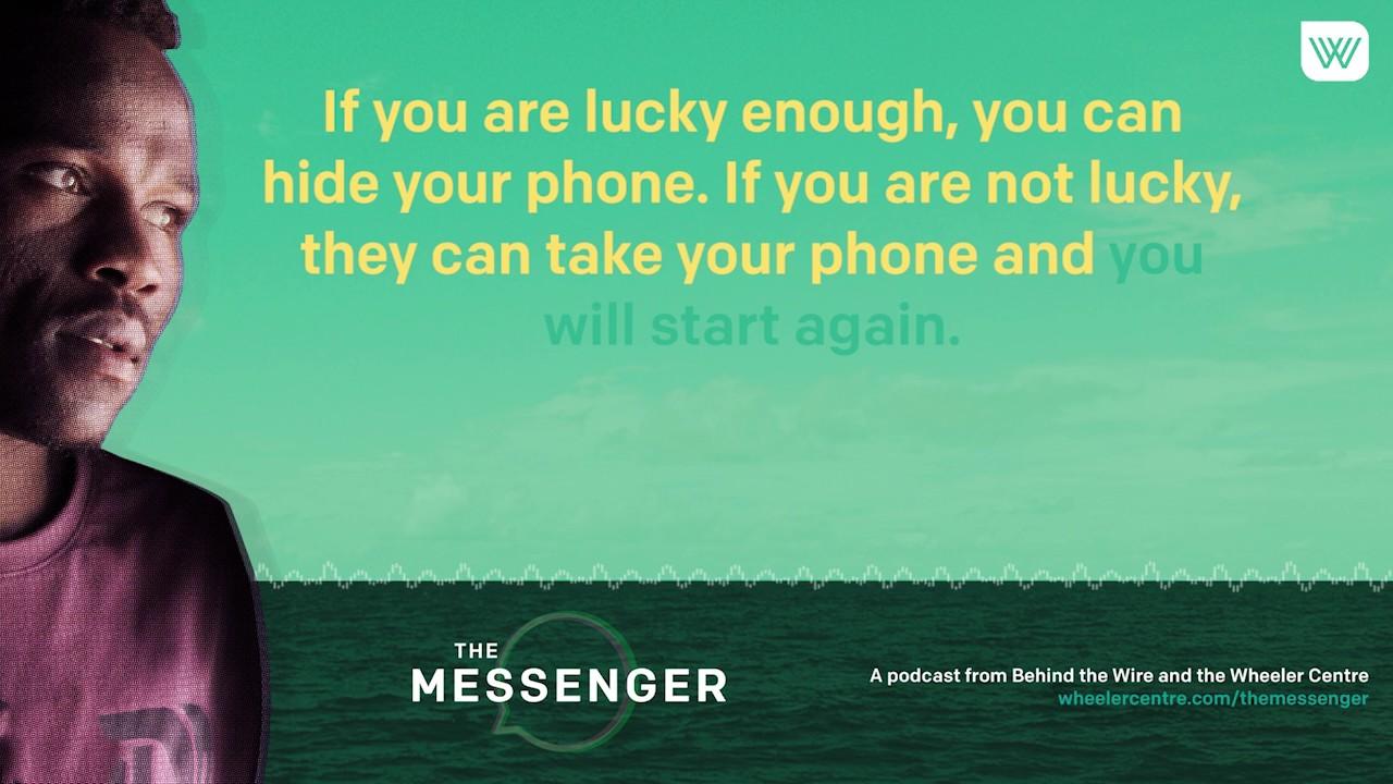 The Messenger Episode 1 teaser - YouTube