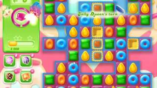 Candy Crush Jelly Saga Level 487 - NO BOOSTERS