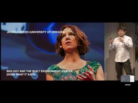 Joi Ito keynote: Human and Microbe collaboration at NCC 2016