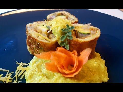 """roll-di-zucchine-in-maionese-di-avocado""""---""""foodie-owl""""-:-video-n°-48,-betta-egianluca"""