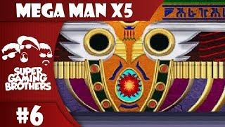 SGB Play: Mega Man X5 - Part 6 | Sigma, Let Go of the Past