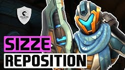 Sizze Kinessa Competitive l Pro Player l REPOSITION l Savage X9