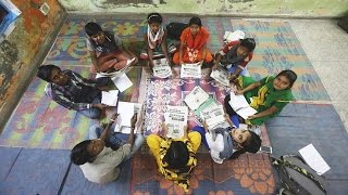 Balaknama: Delhi's street children inspire change with newspaper