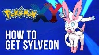 Pokemon X and Y - Sylveon Evolution Method