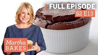 Martha Stewart Makes Soufflés 4 Ways | Martha Bakes Classic Episodes