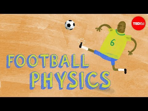 "Video image: Football physics: The ""impossible"" free kick - Erez Garty"