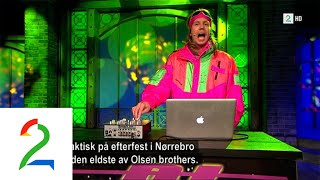 Møt Morten Ramms DJ Dan(mark)