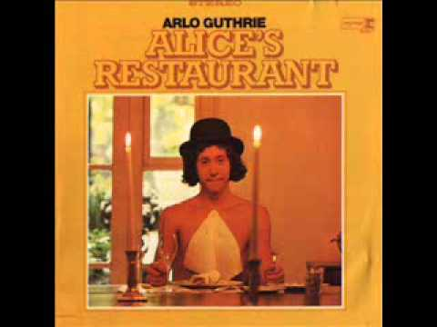 Legendary Folk Singer Arlo Guthrie Presents Alices Restaurant