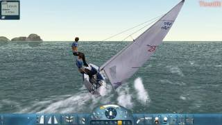 Sail Simulator 2010 HD gameplay