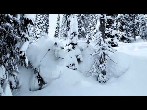 THIS IS POWDER SKIING (HD)