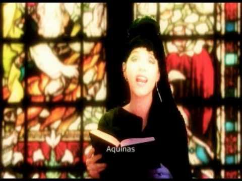 "Thomas Aquinas (""Venus"" by Bananarama)"