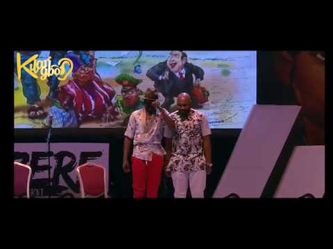 YAW AND SOUND SULTAN TACKLE NIGERIA'S...