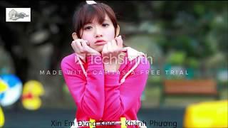 Xin Em Đừng Khóc - Khánh Phương