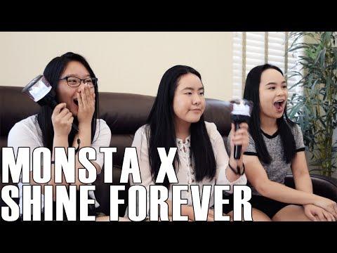 Monsta X (몬스타엑스)- Shine Forever (Reaction Video)