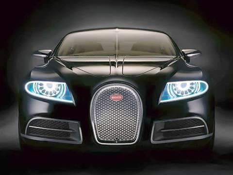 Bugatti Galibier Neue Luxus Limousine Unter Klassischem