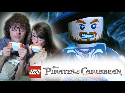 Stampy & Sqaishey - LEGO: Pirates Of The Caribbean ~ Ep 5