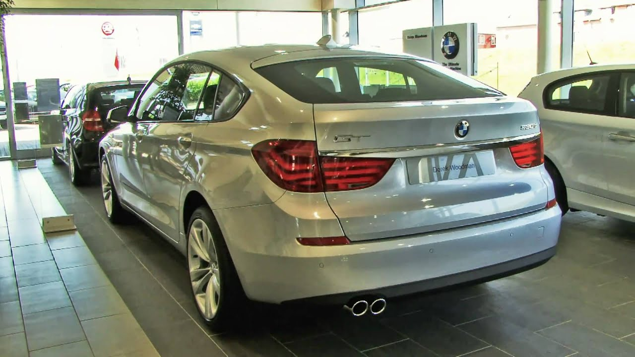 Bmw 5 Series Gran Turismo Review Gt 530d Youtube