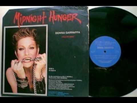 Donna Garraffa - Hold My Hand (dub version)