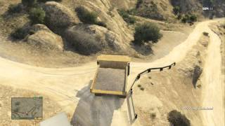 GTA 5 - Dump Truck Location