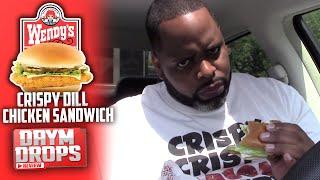 Wendy's Crispy Dill Chicken Sandwich