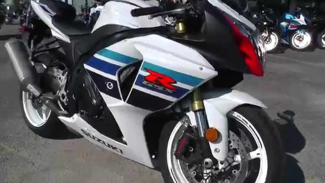 100779 2013 suzuki gsxr1000 used motorcycle for sale youtube