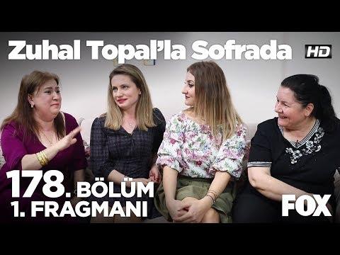 Zuhal Topal'la Sofrada 178. Bölüm 1. Fragmanı