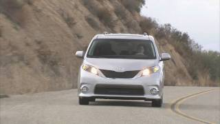 2011 Toyota Sienna - Drive Time Preview