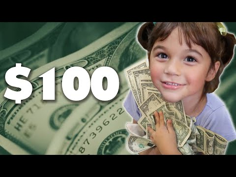 Logic MC - Kids Have One Hour To Spend $100!