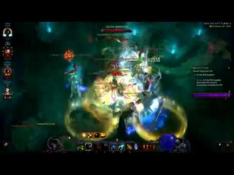 diablo 3 how to play with lon wd