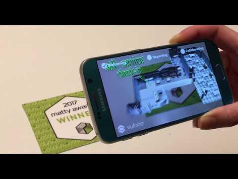 Matterport + Vuforia Augmented Reality Tutorial