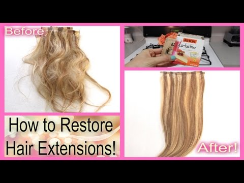 52 weeks of beauty 2015 week 7 series how to restore hair 52 weeks of beauty 2015 week 7 series how to restore hair extensions part 1 youtube pmusecretfo Choice Image