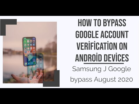 How to Bypass Google Account Verification on Samsung J5 Bypass Google Account JULY 2020