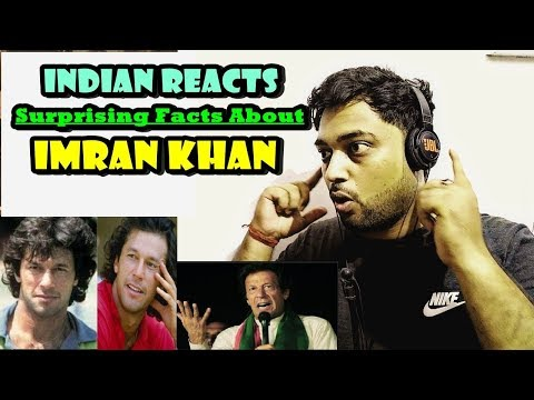 Indian Reacts to Imran Khan | 10 Surprising Facts | Indian Reactions